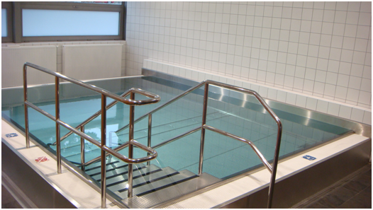 Kojenecký bazén Pražačka